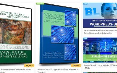Verkauf digitaler Produkte über elopage